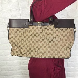 🌟X-LARGE 🌟GUCCI TOTE